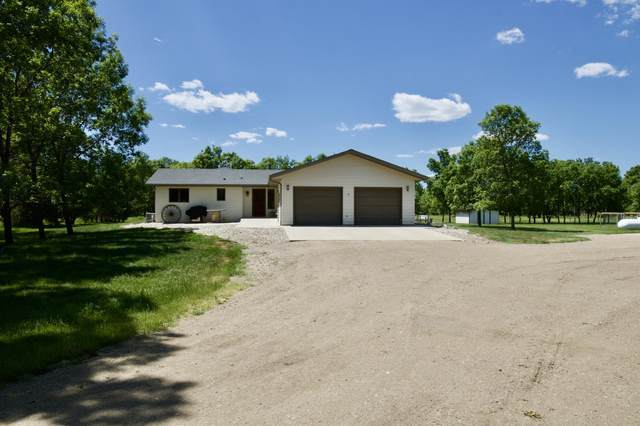 8417 South Fork Jct, Bismarck, ND 58504 (MLS #405947) :: Trademark Realty