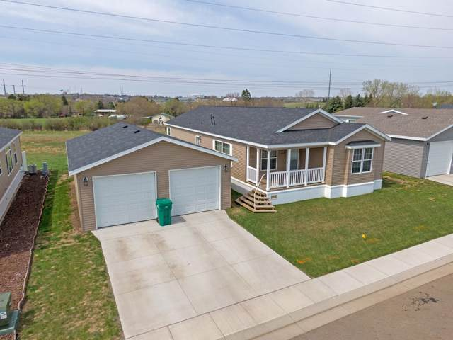 2500 Centennial Road #614, Bismarck, ND 58503 (MLS #406697) :: Trademark Realty