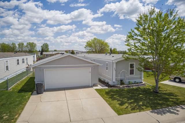 5039 Redcoat Drive, Bismarck, ND 58503 (MLS #406978) :: Trademark Realty