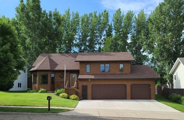 517 Brunswick Drive, Bismarck, ND 58503 (MLS #407596) :: Trademark Realty