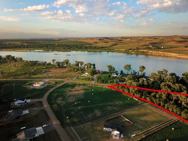 Lot #1 River Place Drive N, Mandan, ND 58554 (MLS #408017) :: Trademark Realty