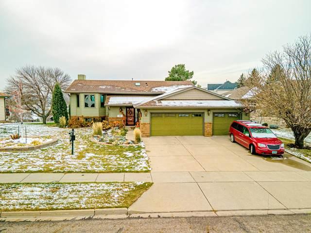3424 Overlook Drive, Bismarck, ND 58503 (MLS #408762) :: Trademark Realty