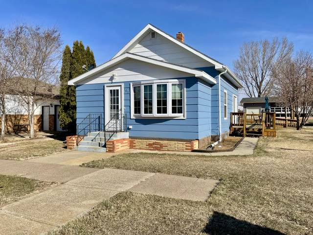 102 4th Avenue NW, Elgin, ND 58533 (MLS #408933) :: Trademark Realty