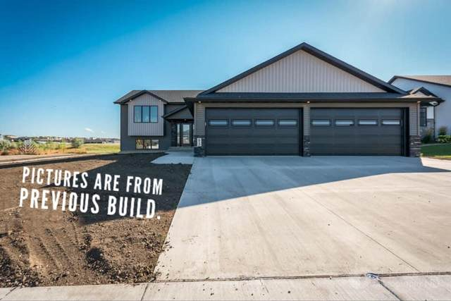 312 E Lasalle Drive, Bismarck, ND 58503 (MLS #409956) :: Trademark Realty