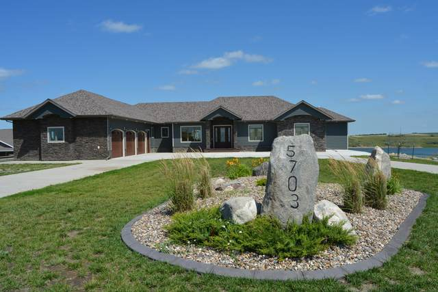 5703 Beulah Bay Road, Beulah, ND 58523 (MLS #410080) :: Trademark Realty