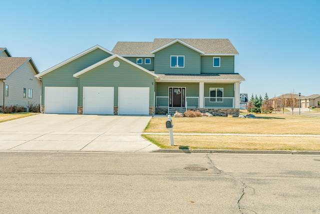 3116 Clairmont Road, Bismarck, ND 58503 (MLS #410548) :: Trademark Realty