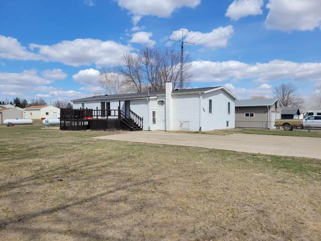 134 Interstate Street, Center, ND 58530 (MLS #410566) :: Trademark Realty