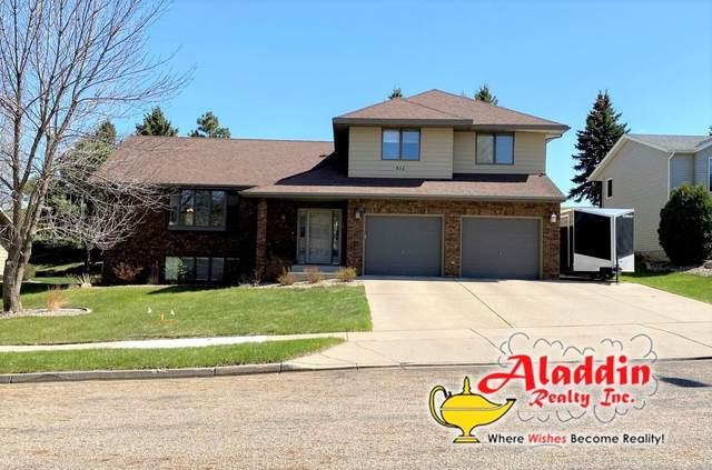 523 Juniper Drive, Bismarck, ND 58503 (MLS #410785) :: Trademark Realty