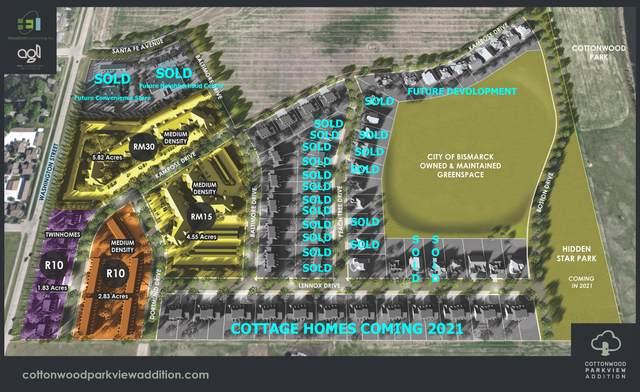 2919 Peach Tree Drive, Bismarck, ND 58504 (MLS #411610) :: Trademark Realty