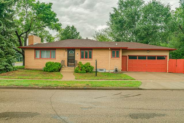 1704 Thompson Street, Bismarck, ND 58501 (MLS #411947) :: Trademark Realty