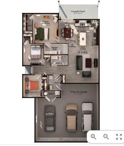 3822 Lillian Court, Mandan, ND 58554 (MLS #412089) :: Trademark Realty