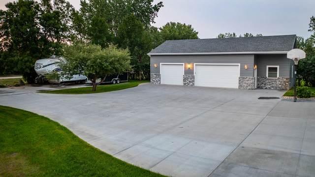 5525 Apple Creek Drive, Bismarck, ND 58504 (MLS #412127) :: Trademark Realty