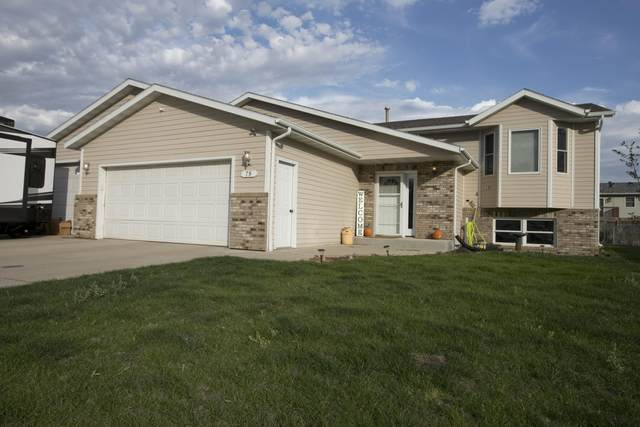 79 Weir Drive, Lincoln, ND 58504 (MLS #412393) :: Trademark Realty