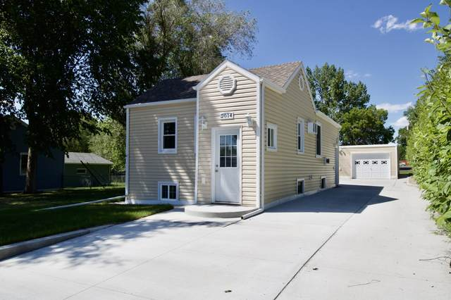 2014 E Ave D, Bismarck, ND 58501 (MLS #405400) :: Trademark Realty