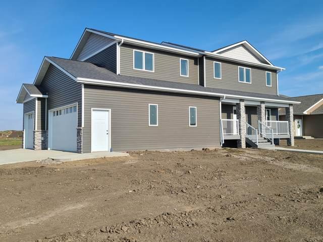 3712 Silver Boulevard, Bismarck, ND 58503 (MLS #406361) :: Trademark Realty
