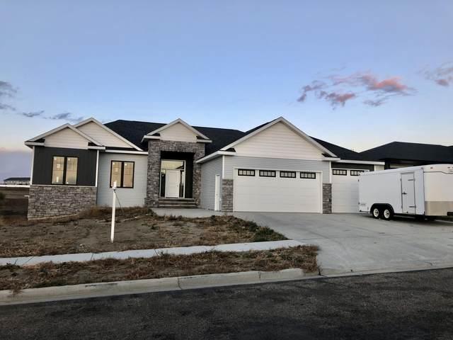 515 Flint Drive, Bismarck, ND 58503 (MLS #408318) :: Trademark Realty
