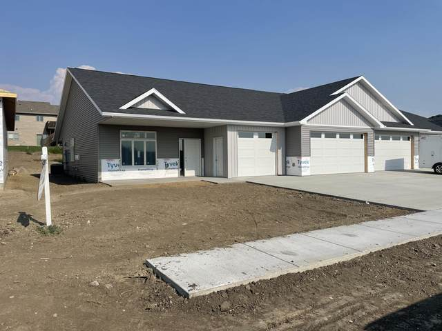 501 Calvert Drive, Bismarck, ND 58503 (MLS #410783) :: Trademark Realty