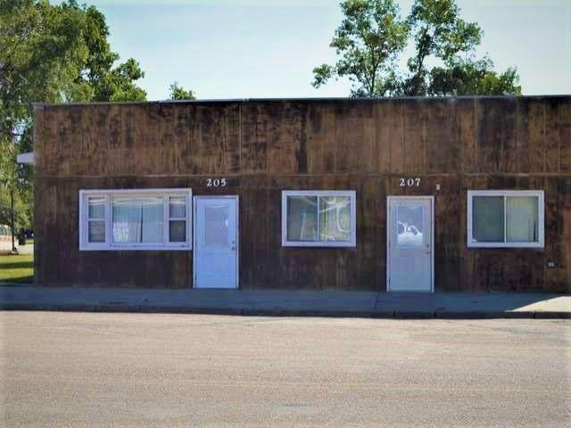 205/207 Main Street, Zap, ND 58580 (MLS #408876) :: Trademark Realty
