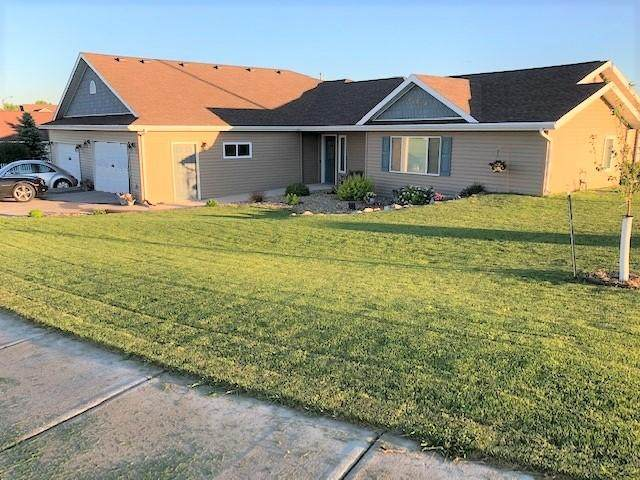 101 Lorrain Drive, Bismarck, ND 58503 (MLS #409853) :: Trademark Realty