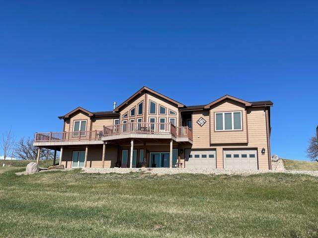 10453 County Road 49, Bottineau, ND 58318 (MLS #410714) :: Trademark Realty