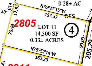 2805 Frisco Way, Bismarck, ND 58503 (MLS #411784) :: Trademark Realty