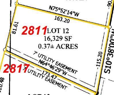 2811 Frisco Way, Bismarck, ND 58503 (MLS #411786) :: Trademark Realty