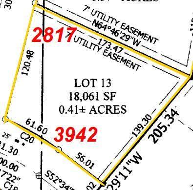 2817 Frisco Way, Bismarck, ND 58503 (MLS #411787) :: Trademark Realty