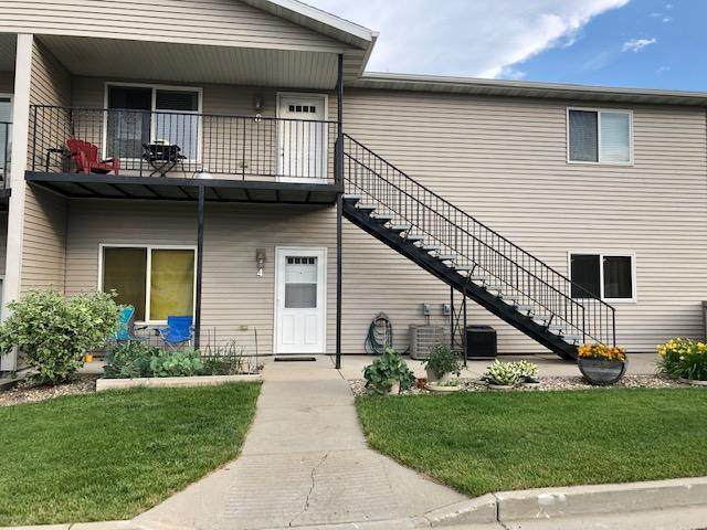 1130 35th Street N #8, Bismarck, ND 58501 (MLS #407586) :: Trademark Realty