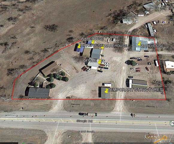 4678 Sturgis Rd, Rapid City, SD 57701 (MLS #116260) :: Dupont Real Estate Inc.