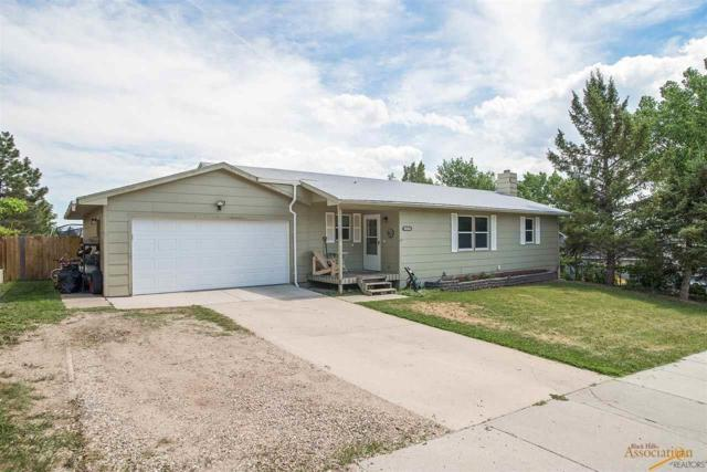 1606 Plateau Ln, Rapid City, SD 57703 (MLS #134551) :: Coldwell Banker Lewis Kirkeby Hall Real Estate, Inc.
