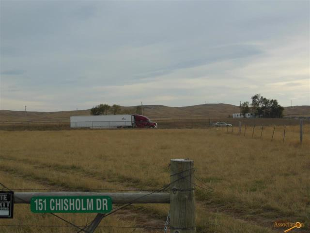151 Chisholm Dr, Box Elder, SD 57719 (MLS #135275) :: Christians Team Real Estate, Inc.