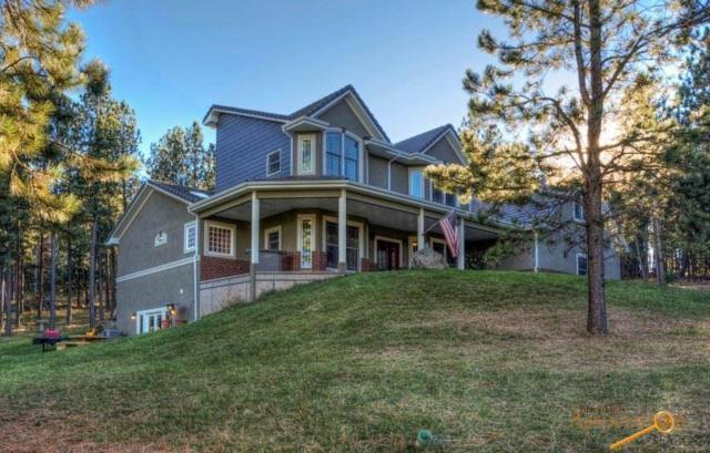 23972 Palmer Gulch Rd, Hill City, SD 57745 (MLS #135579) :: Christians Team Real Estate, Inc.