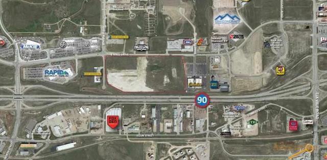 TBD E Mall Dr, Rapid City, SD 57701 (MLS #135623) :: Christians Team Real Estate, Inc.