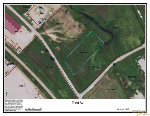 11650 Quaal Rd, Black Hawk, SD 57718 (MLS #136156) :: Christians Team Real Estate, Inc.