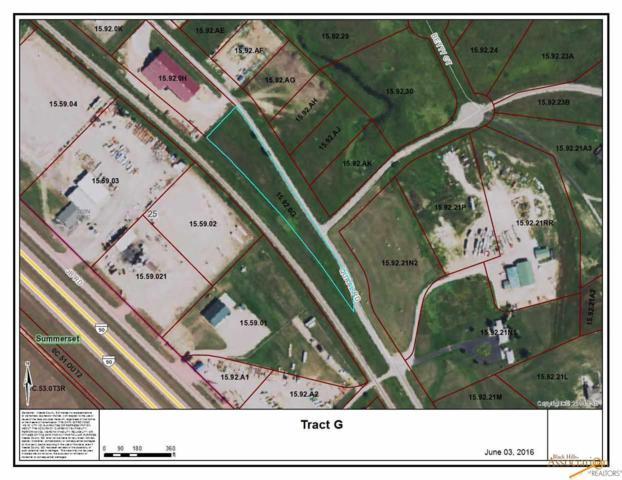 11705 Quaal Rd, Black Hawk, SD 57718 (MLS #136158) :: Christians Team Real Estate, Inc.