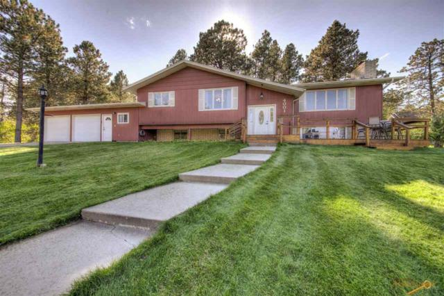 4001 Canyon Dr, Rapid City, SD 57702 (MLS #136174) :: Christians Team Real Estate, Inc.