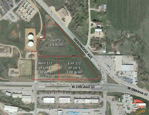 TBD Deadwood Ave, Rapid City, SD 57702 (MLS #137041) :: Dupont Real Estate Inc.