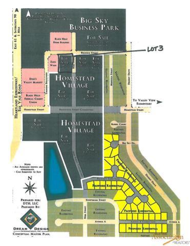 TBD Lot 3 Neel, Rapid City, SD 57701 (MLS #137152) :: Christians Team Real Estate, Inc.