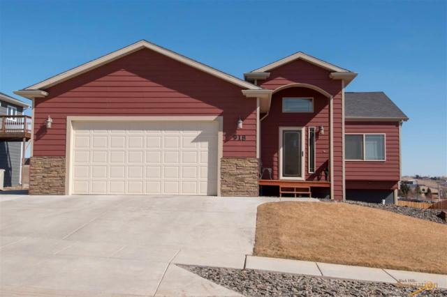 918 Copperfield Dr, Rapid City, SD 57703 (MLS #138144) :: Christians Team Real Estate, Inc.
