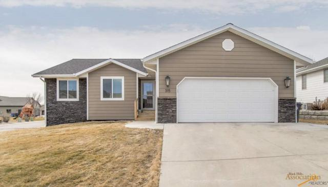 315 Middle Valley Dr, Rapid City, SD 57701 (MLS #138295) :: Christians Team Real Estate, Inc.