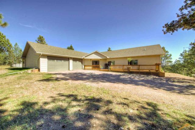 24648 Outback Trail, Hermosa, SD 57744 (MLS #138341) :: Christians Team Real Estate, Inc.