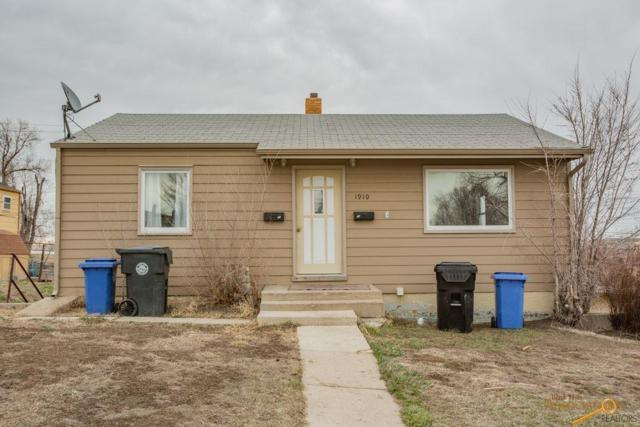 1910 Ivy Ave, Rapid City, SD 57701 (MLS #138436) :: Christians Team Real Estate, Inc.