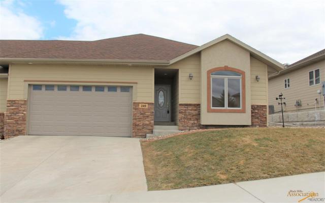 249 Enchantment Rd, Rapid City, SD 57701 (MLS #138517) :: Christians Team Real Estate, Inc.