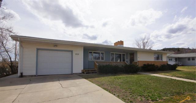 813 St Patrick, Rapid City, SD 57701 (MLS #138532) :: Christians Team Real Estate, Inc.