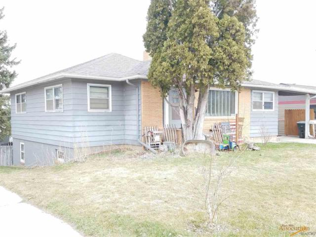1015 Lawrence St, Belle Fourche, SD 57717 (MLS #138541) :: Christians Team Real Estate, Inc.
