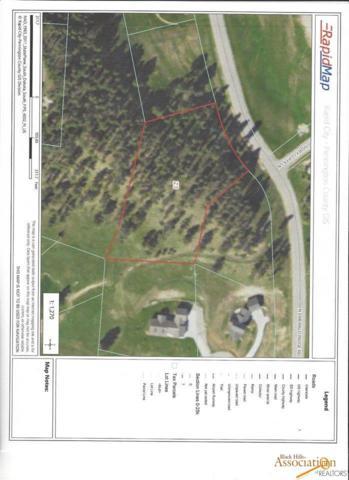 Lot 5R Blk 3 Sienna Meadows Ln, Rapid City, SD 57702 (MLS #138591) :: Christians Team Real Estate, Inc.