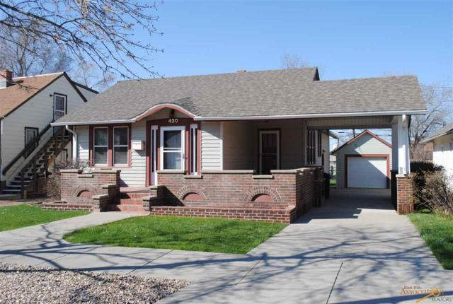420 Quincy, Rapid City, SD 57701 (MLS #138617) :: Christians Team Real Estate, Inc.