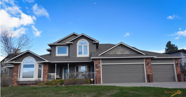 3914 Mt Shadow Pl, Rapid City, SD 57702 (MLS #138670) :: Christians Team Real Estate, Inc.