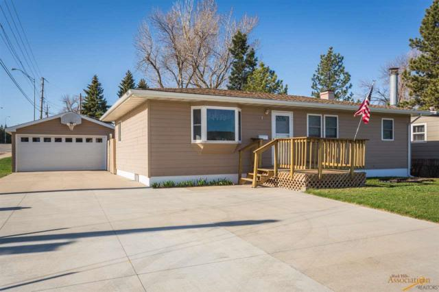 2621 W Flormann, Rapid City, SD 57702 (MLS #138678) :: Christians Team Real Estate, Inc.
