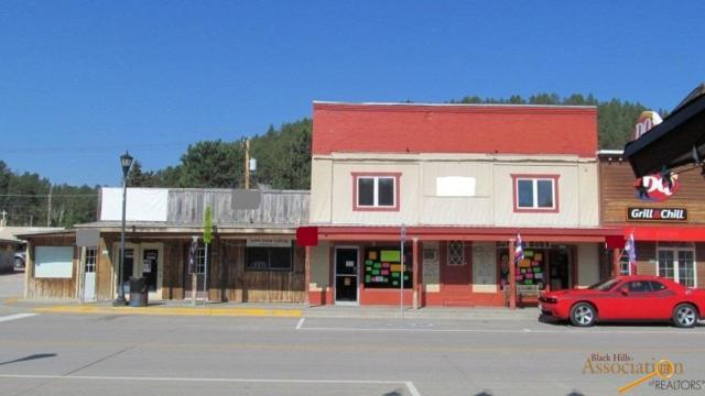 285 & 293 Main, Hill City, SD 57745 (MLS #138697) :: Christians Team Real Estate, Inc.